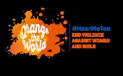 Museum De Buitenplaats zegt nee tegen geweld tegen vrouwen: Orange the World