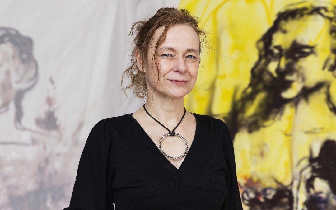 Rondleiding door kunstenaar Aline Thomassen