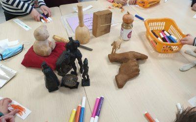 Museum De Buitenplaats komt met nieuwe tentoonstelling in de klas